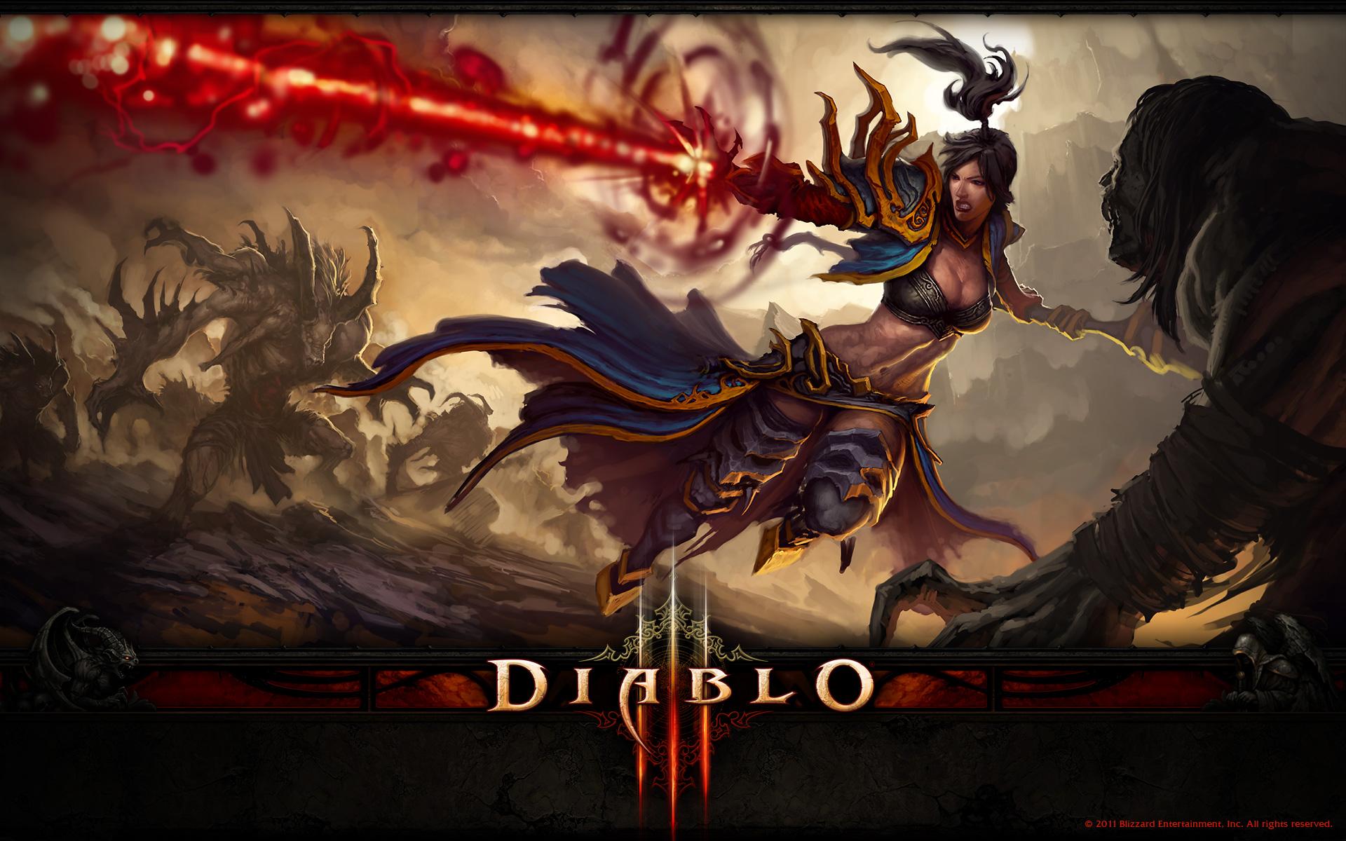 Diablo 3 wallpaper 13