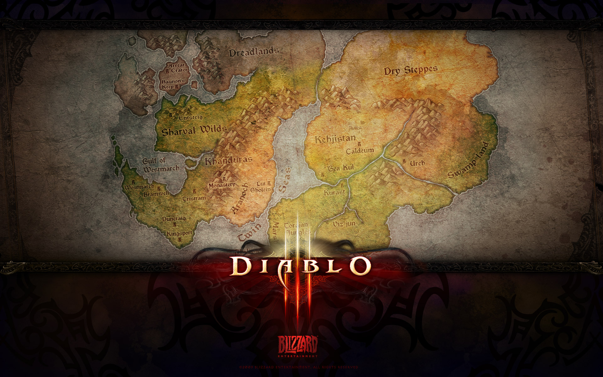 Diablo 3 wallpaper 14