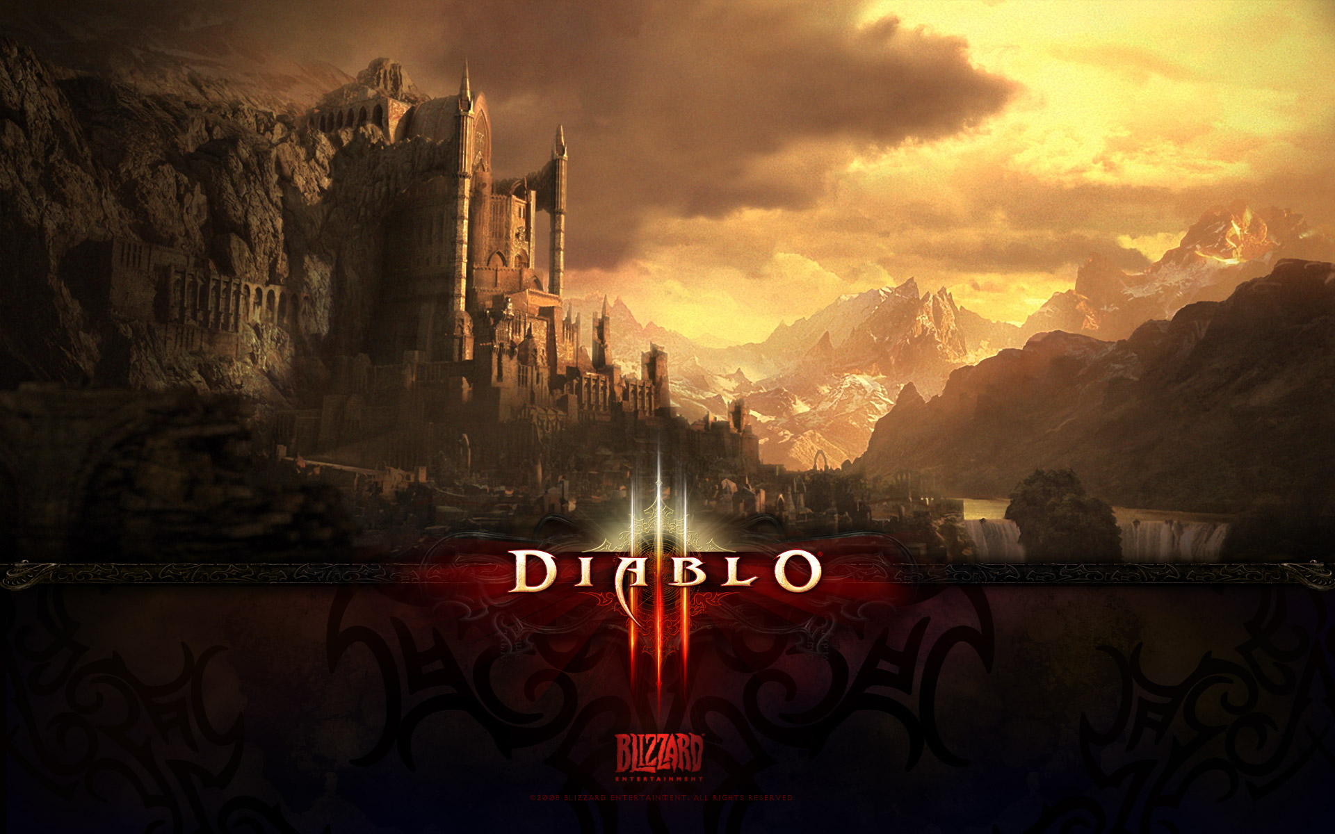 Diablo 3 wallpaper 17