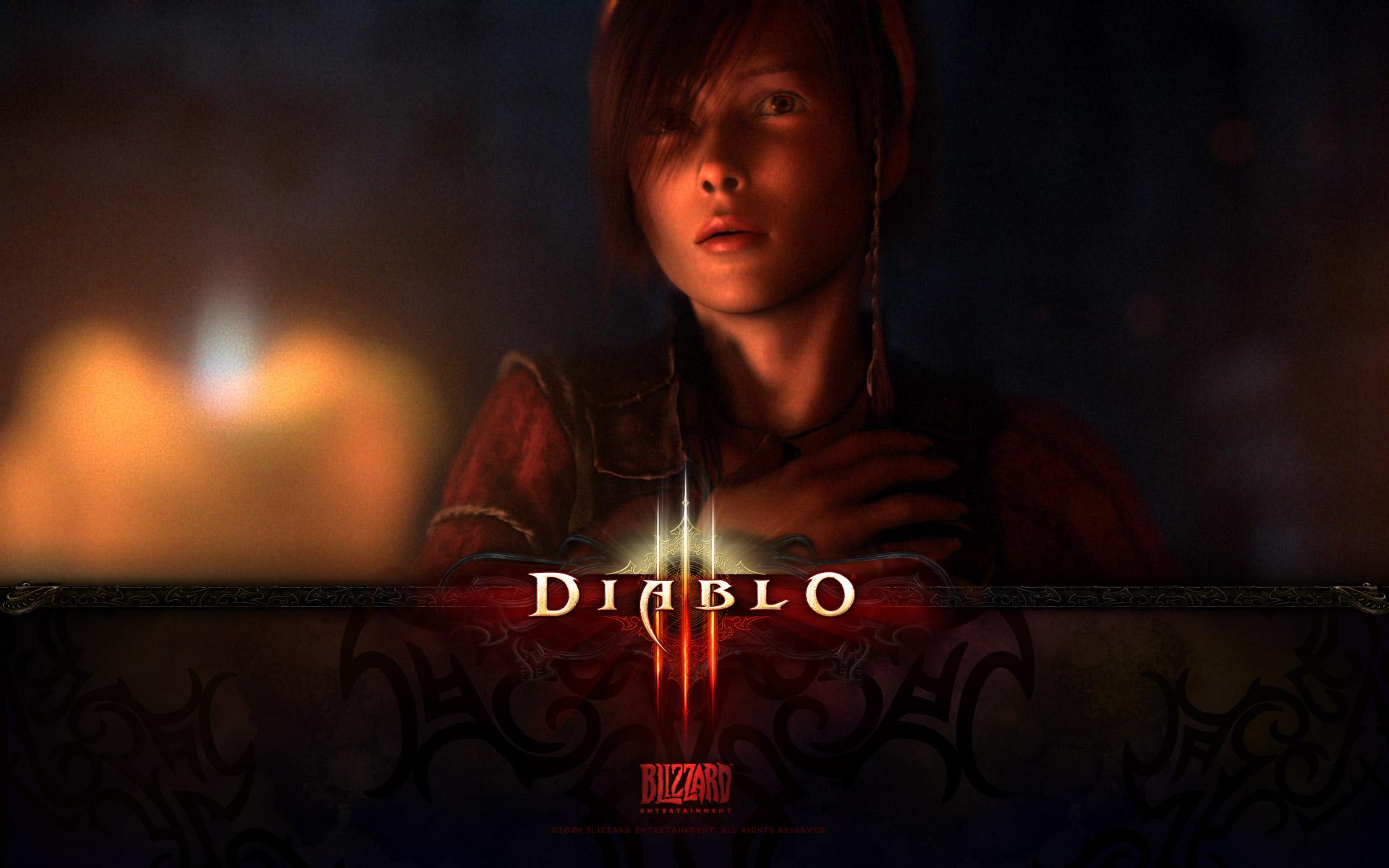 Diablo 3 wallpaper 18