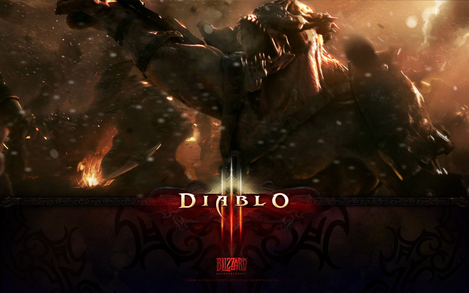 Diablo 3 wallpaper 19