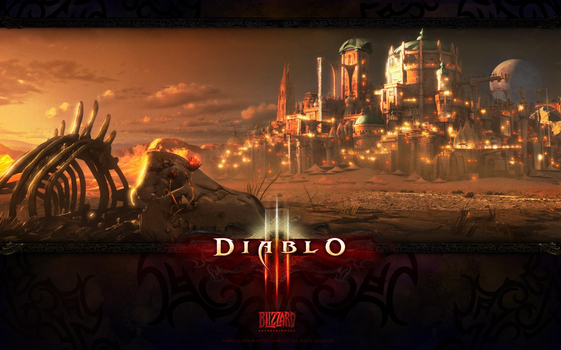 Diablo 3 wallpaper 2