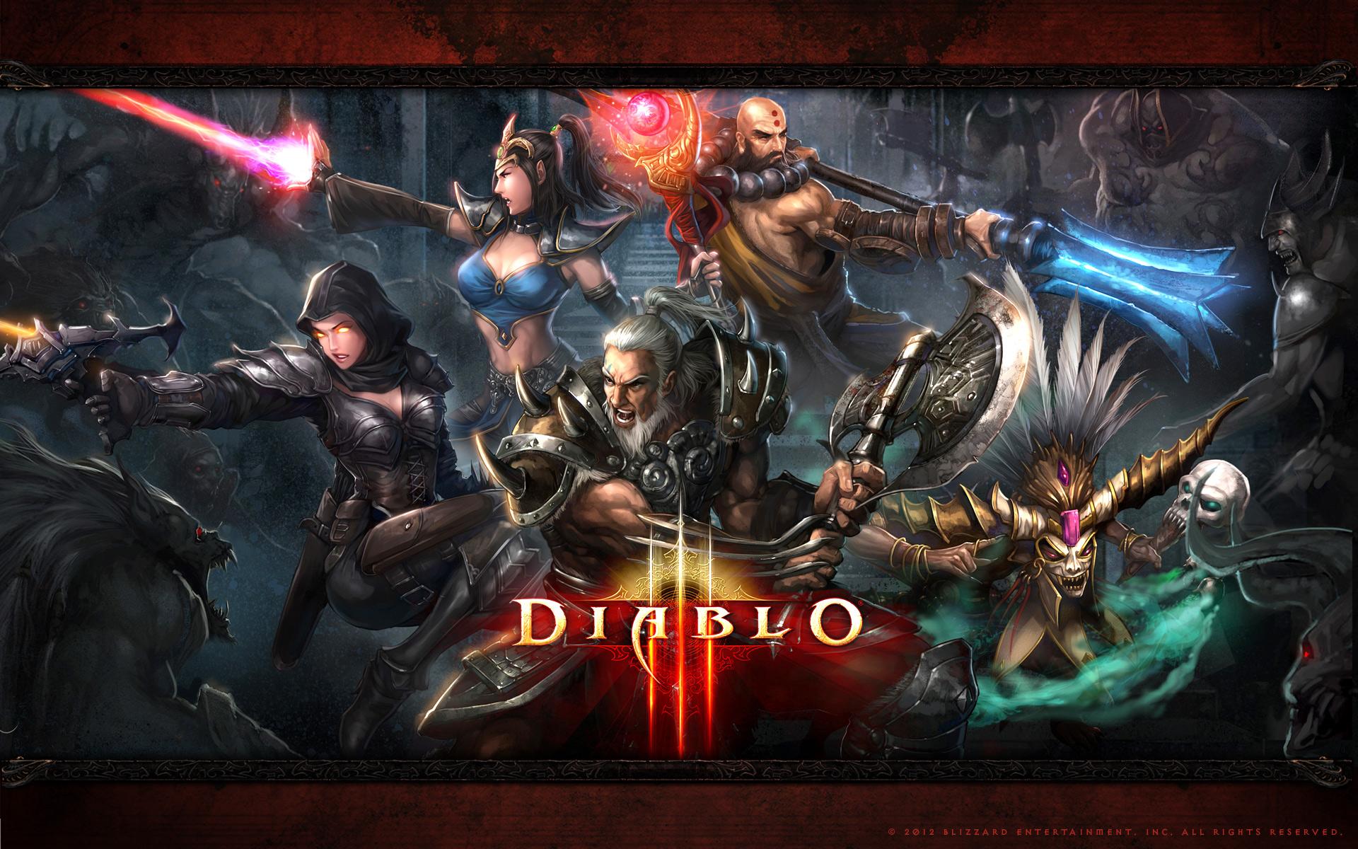 Diablo 3 wallpaper 23