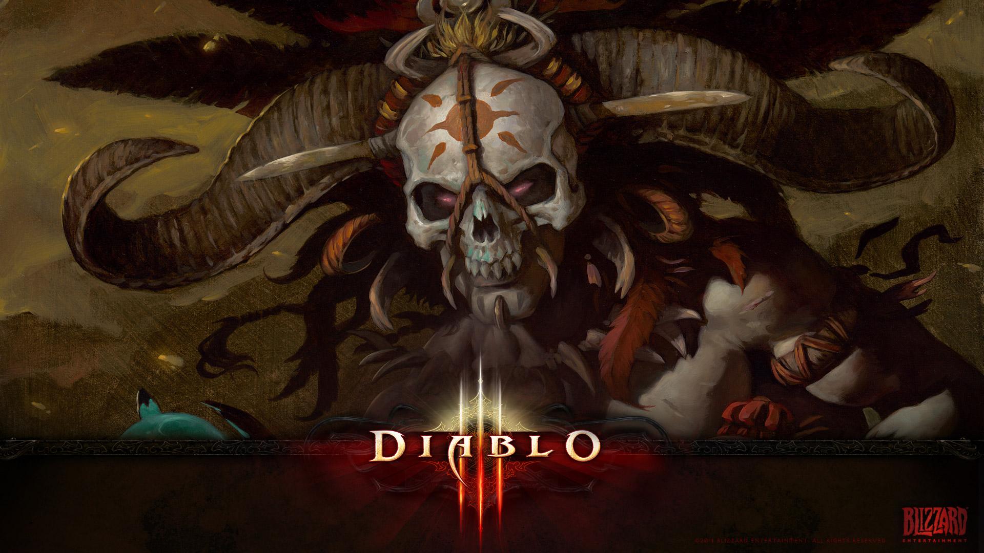 Diablo 3 wallpaper 32