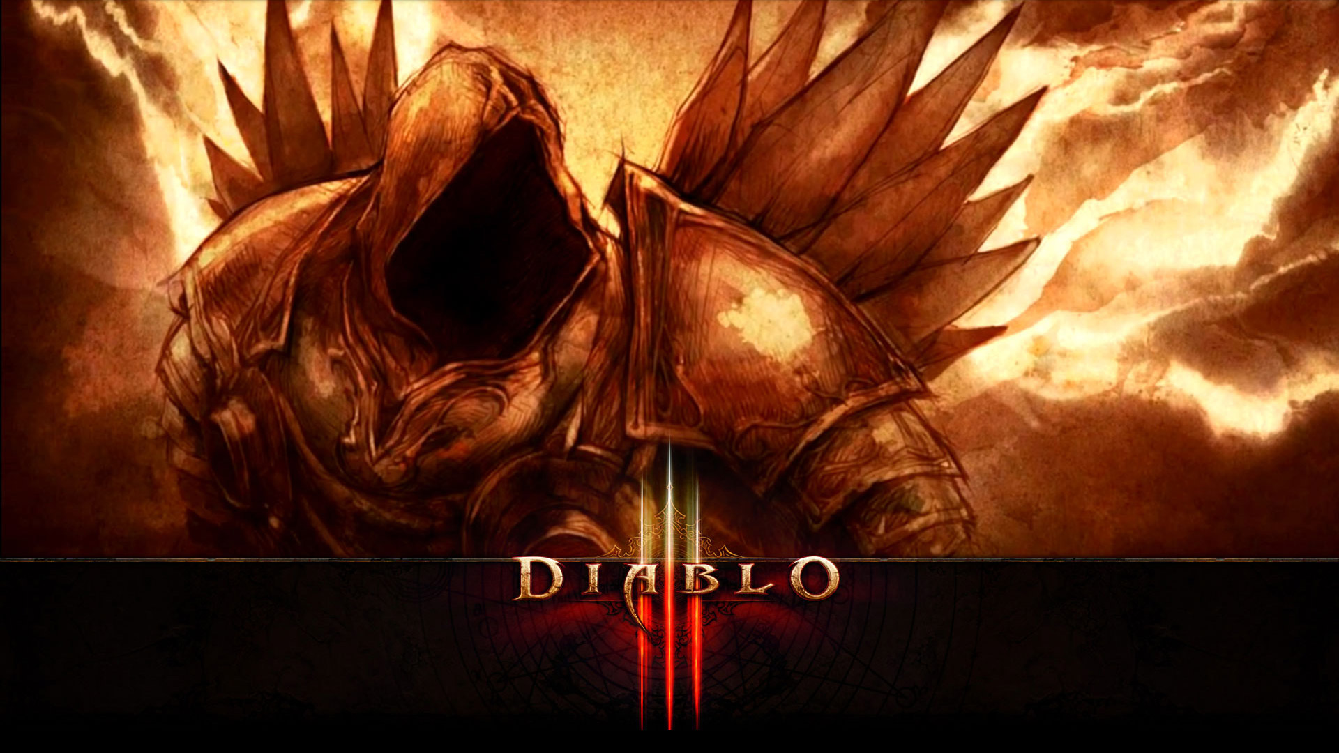 Diablo 3 wallpaper 33
