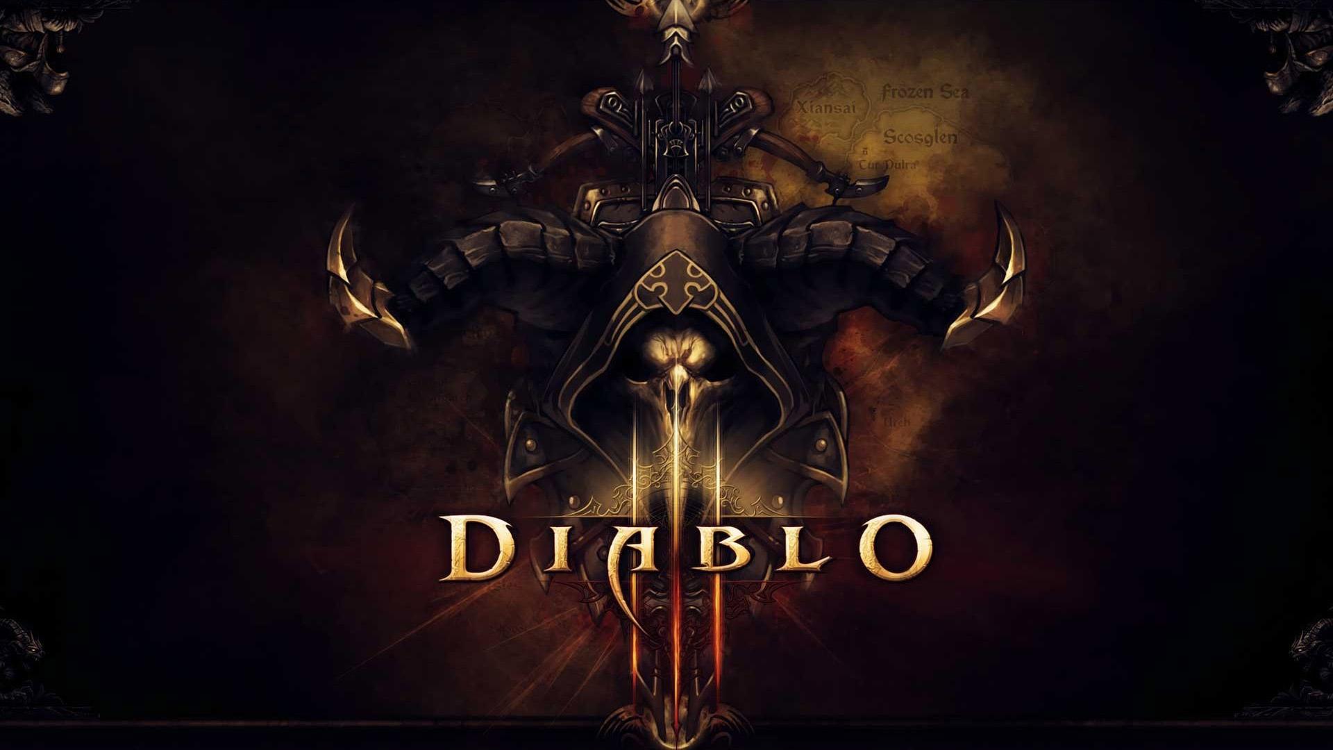 Diablo 3 wallpaper 34