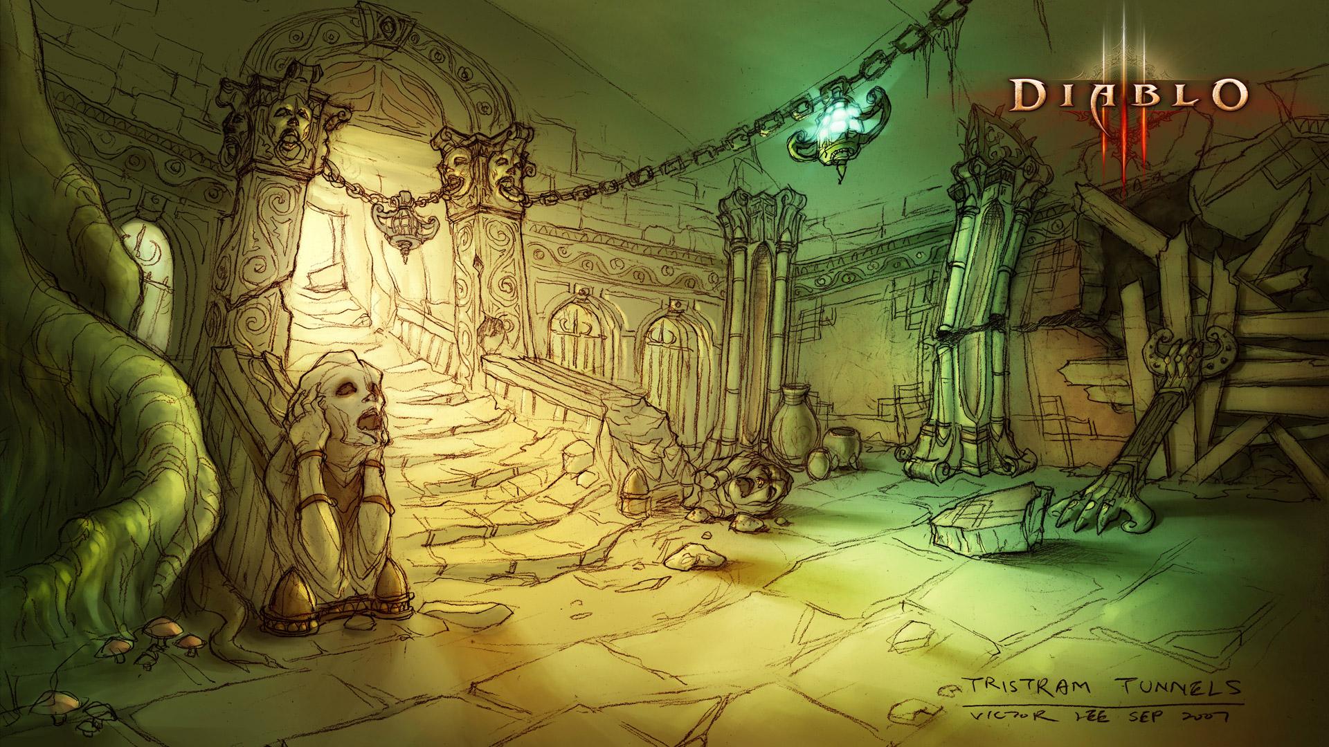 Diablo 3 wallpaper 35