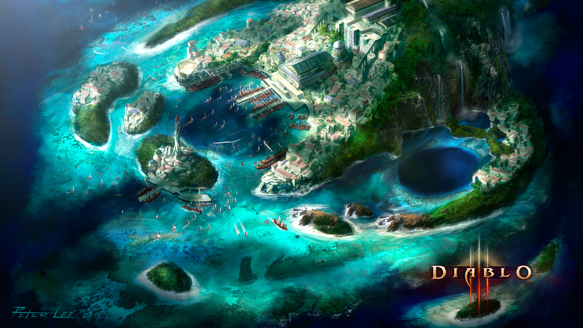 Diablo 3 wallpaper 37