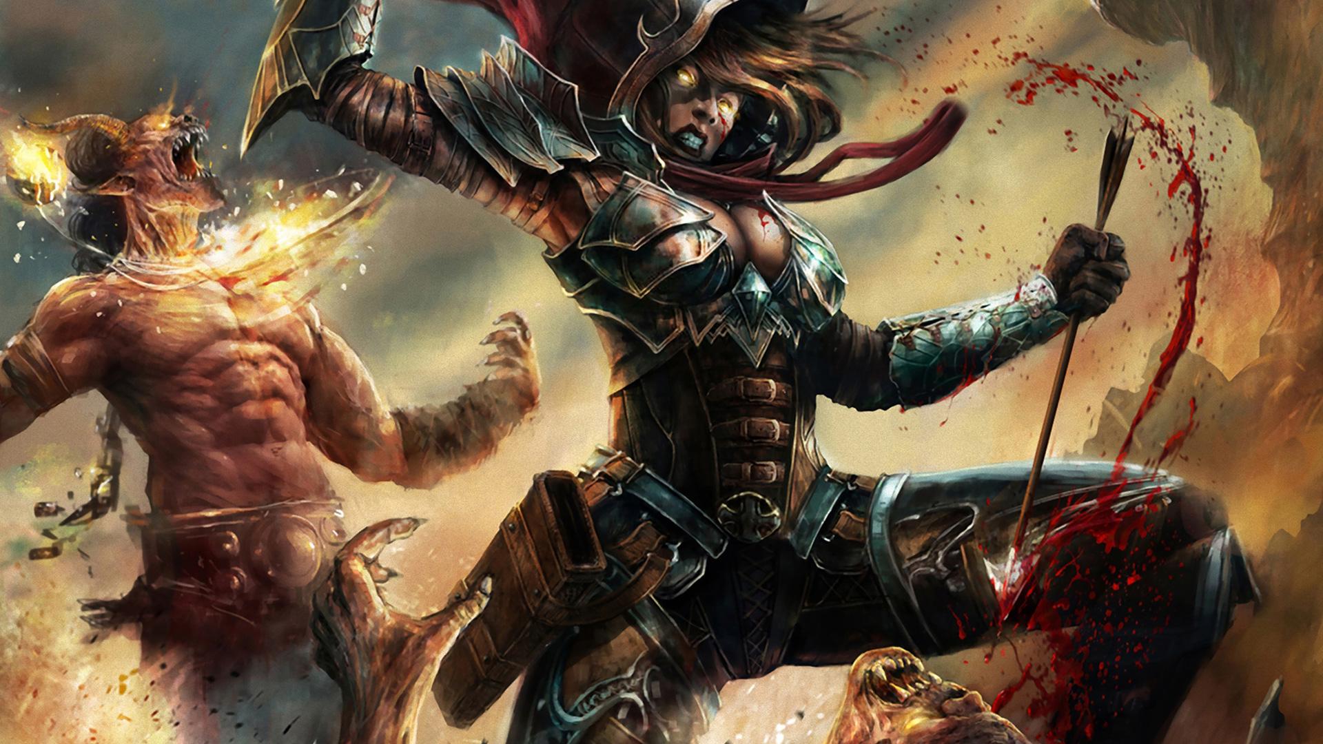 Diablo 3 wallpaper 41