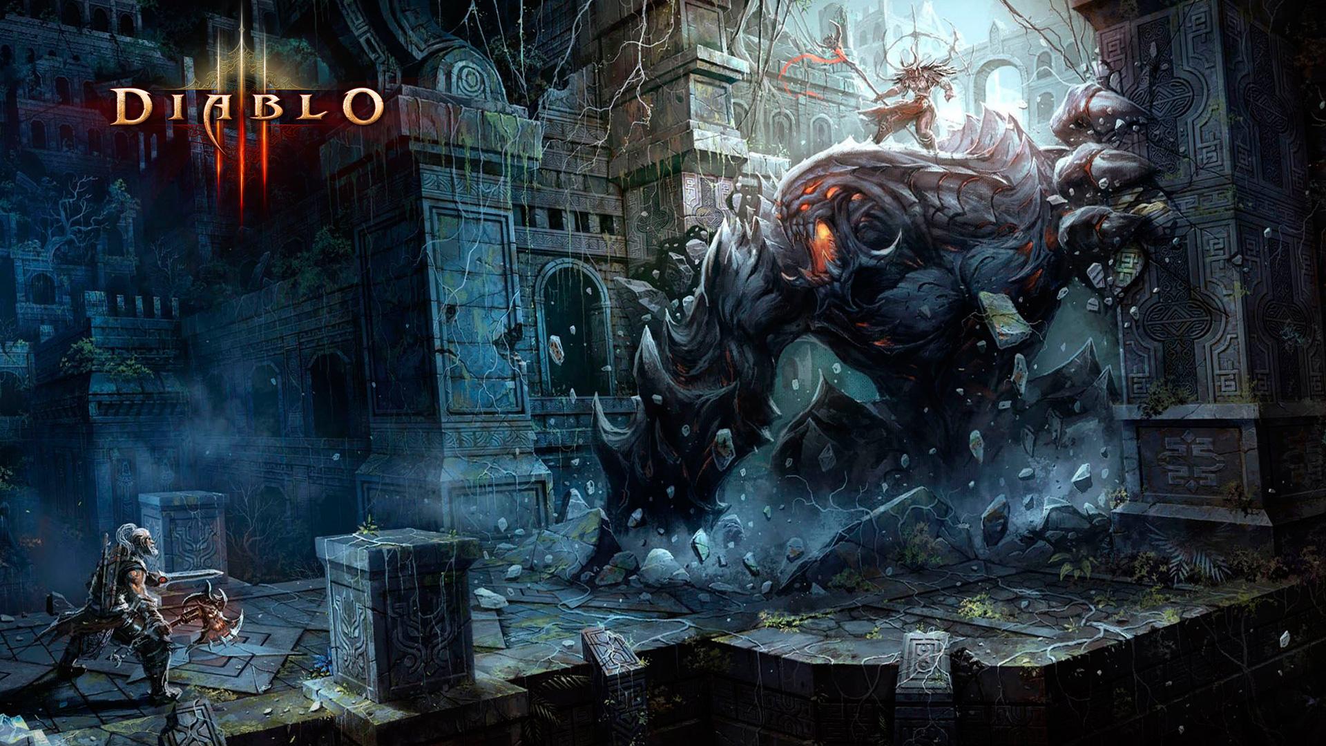 Diablo 3 wallpaper 42