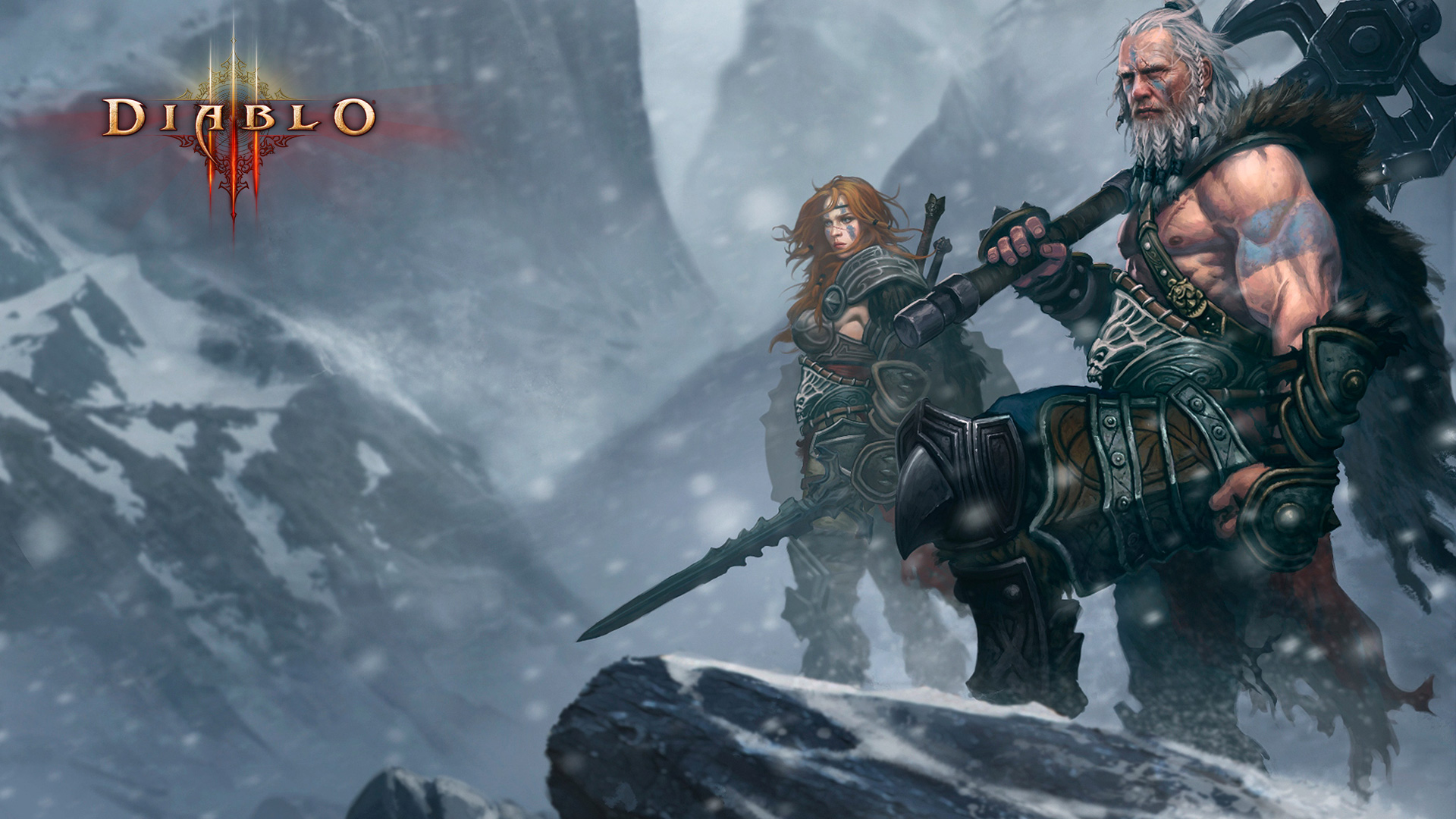 Diablo 3 wallpaper 43
