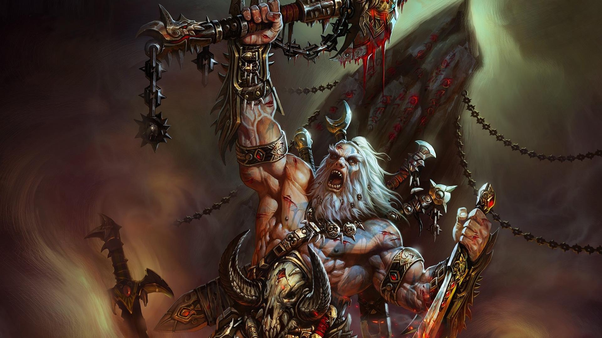 Diablo 3 wallpaper 49