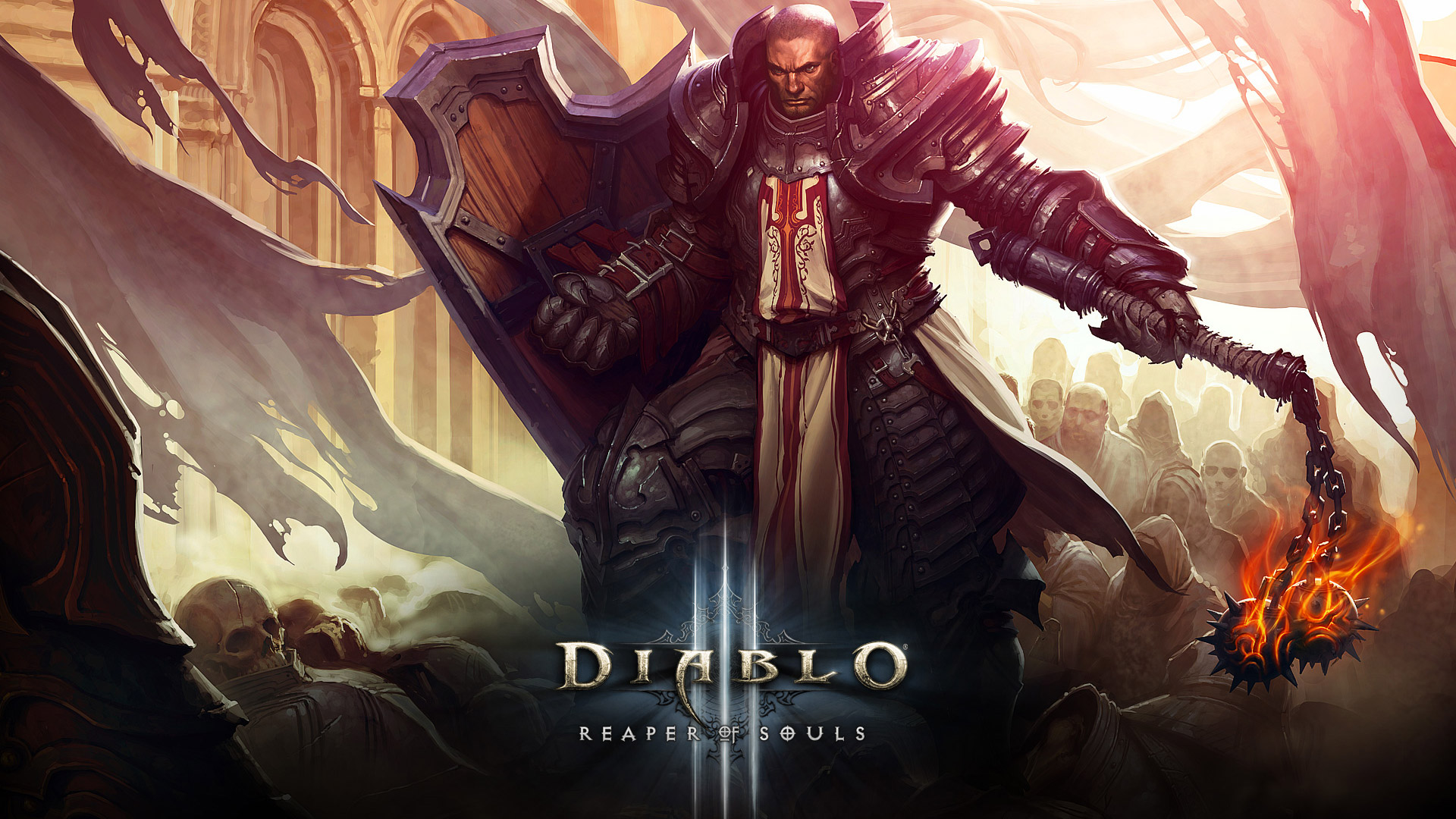 Diablo 3 wallpaper 51