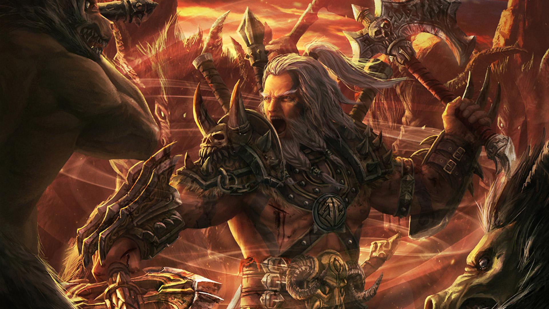 Diablo 3 wallpaper 59