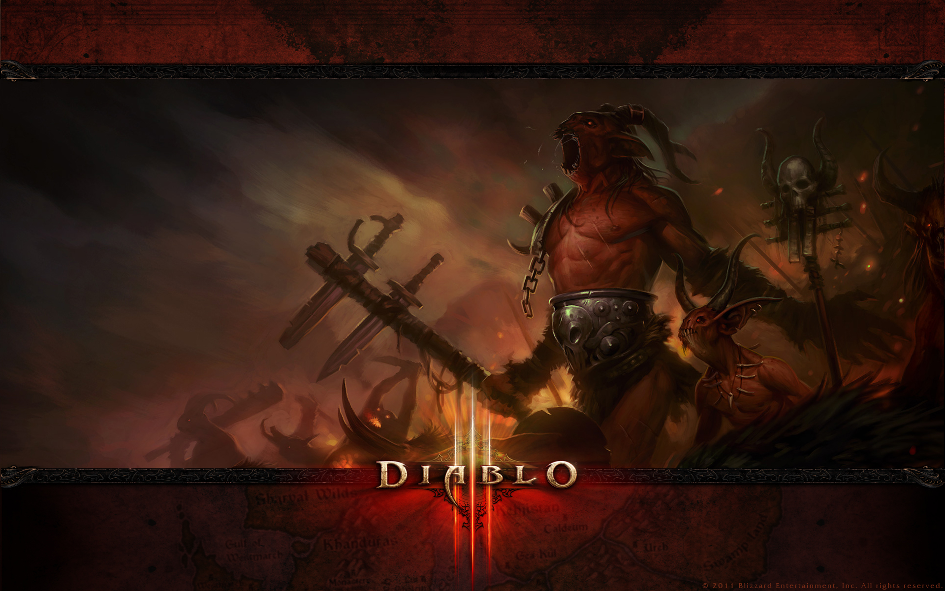 Diablo 3 wallpaper 6