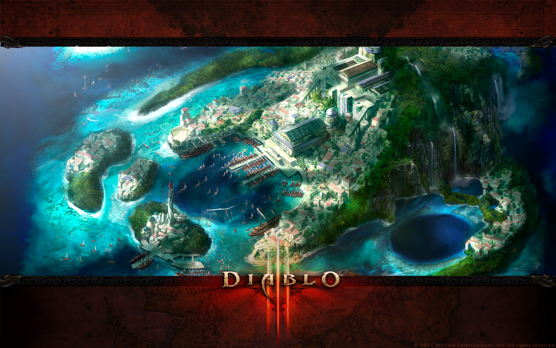 Diablo 3 wallpaper 8