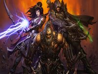 Diablo 3 wallpaper 47