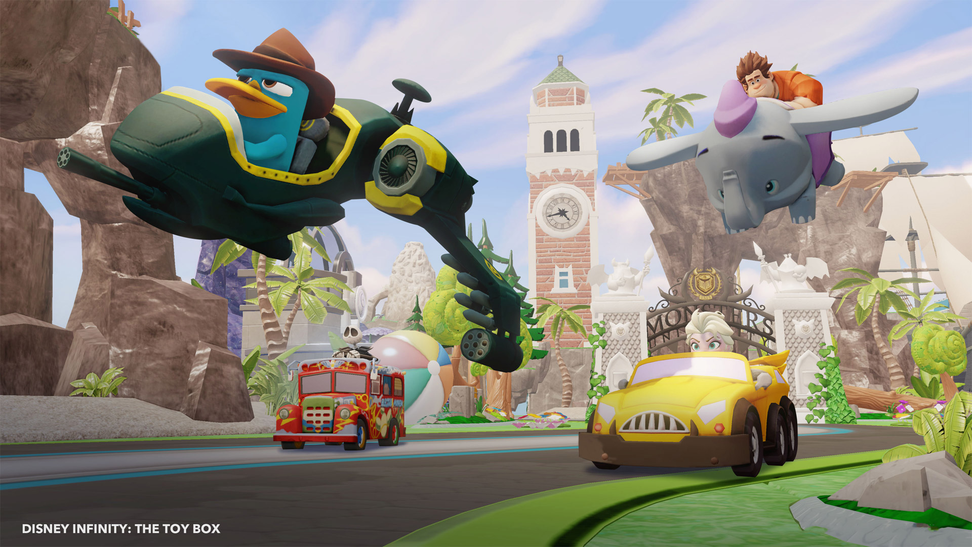 Disney Infinity wallpaper 8