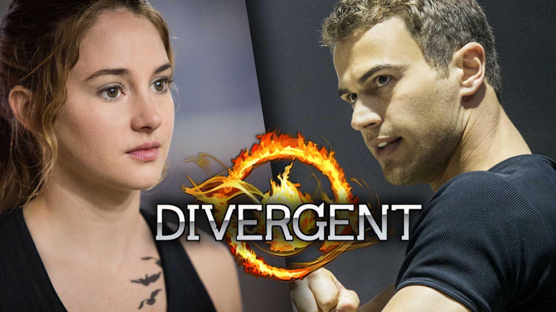 Divergent wallpaper 6
