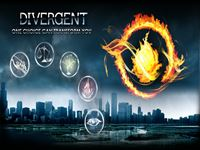 Divergent wallpaper 2