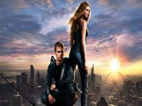 Divergent wallpaper 5
