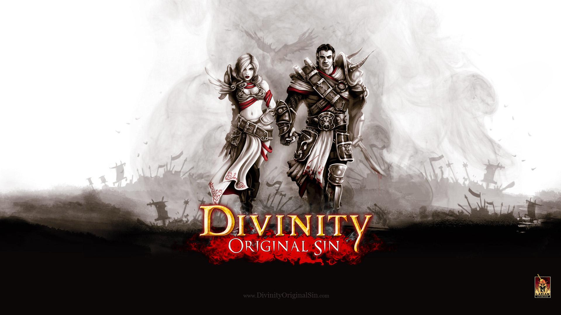 Divinity Original Sin wallpaper 1