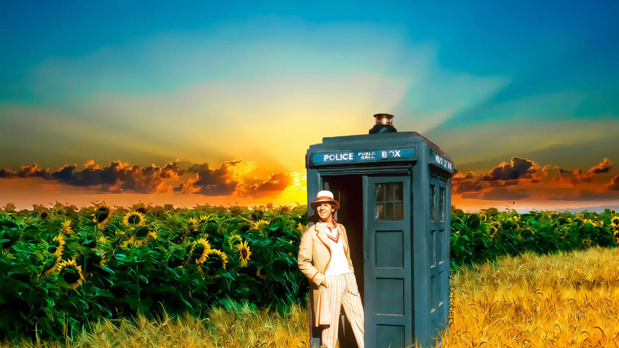 Doctor Who wallpaper 10
