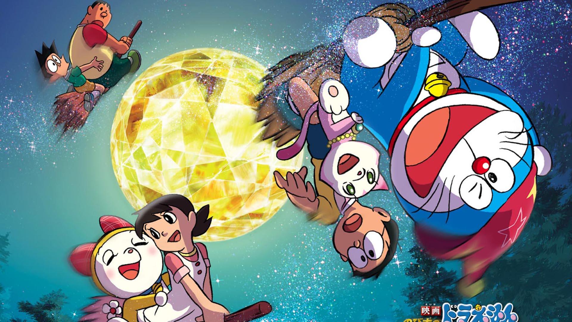 Doraemon Wallpaper 8 Wallpapersbq