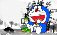 Doraemon wallpaper 13