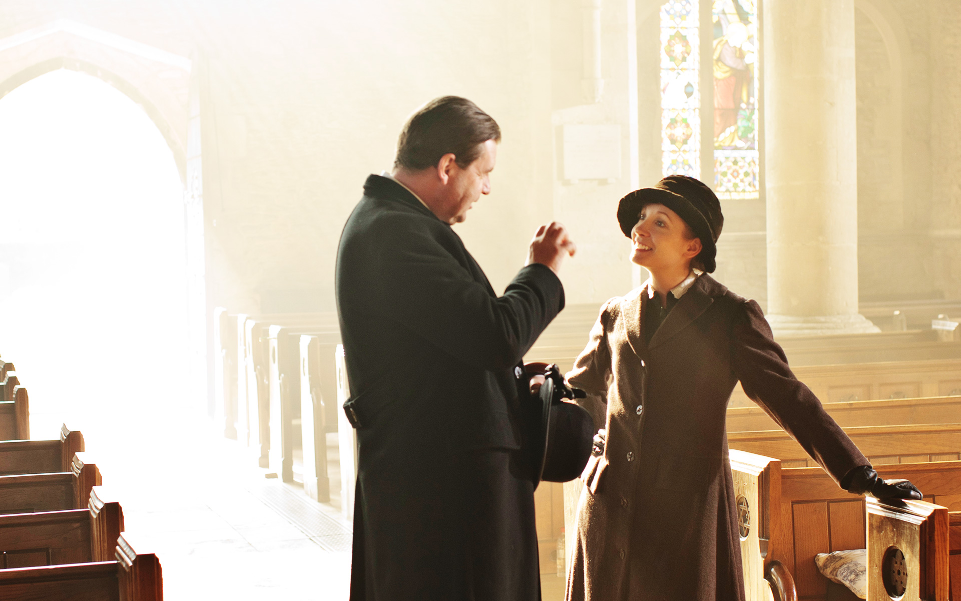 Downton Abbey wallpaper 2