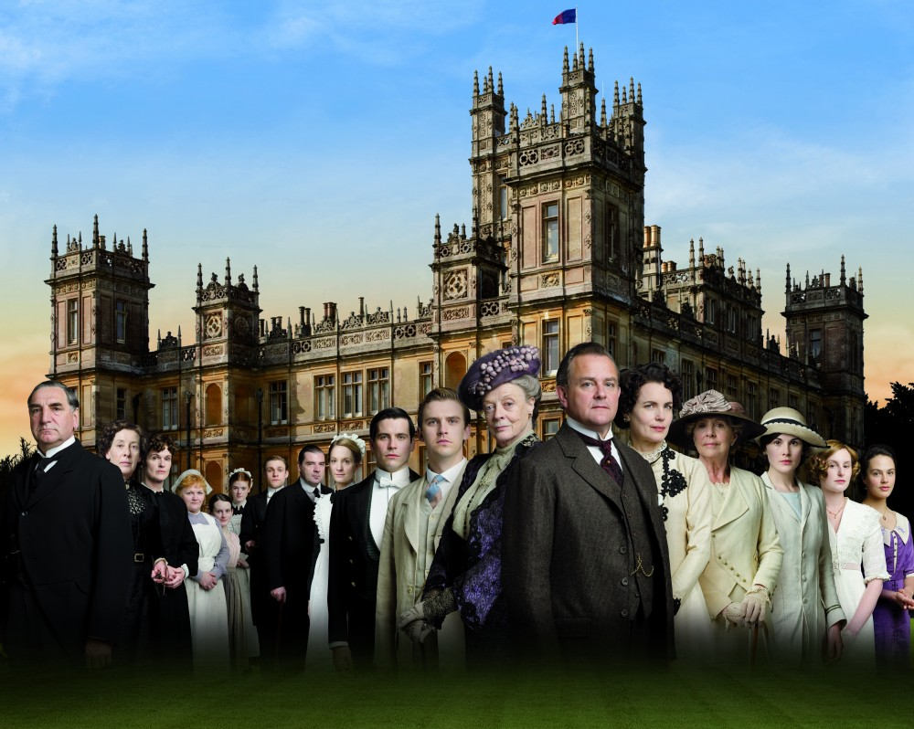 Downton Abbey wallpaper 6