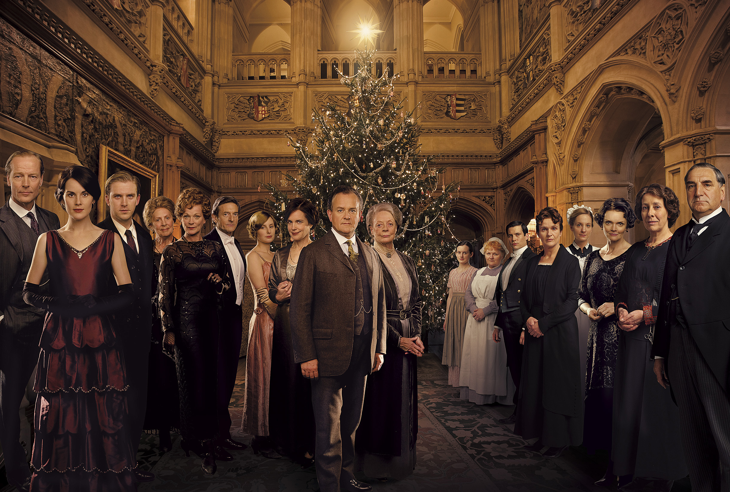 Downton Abbey wallpaper 8