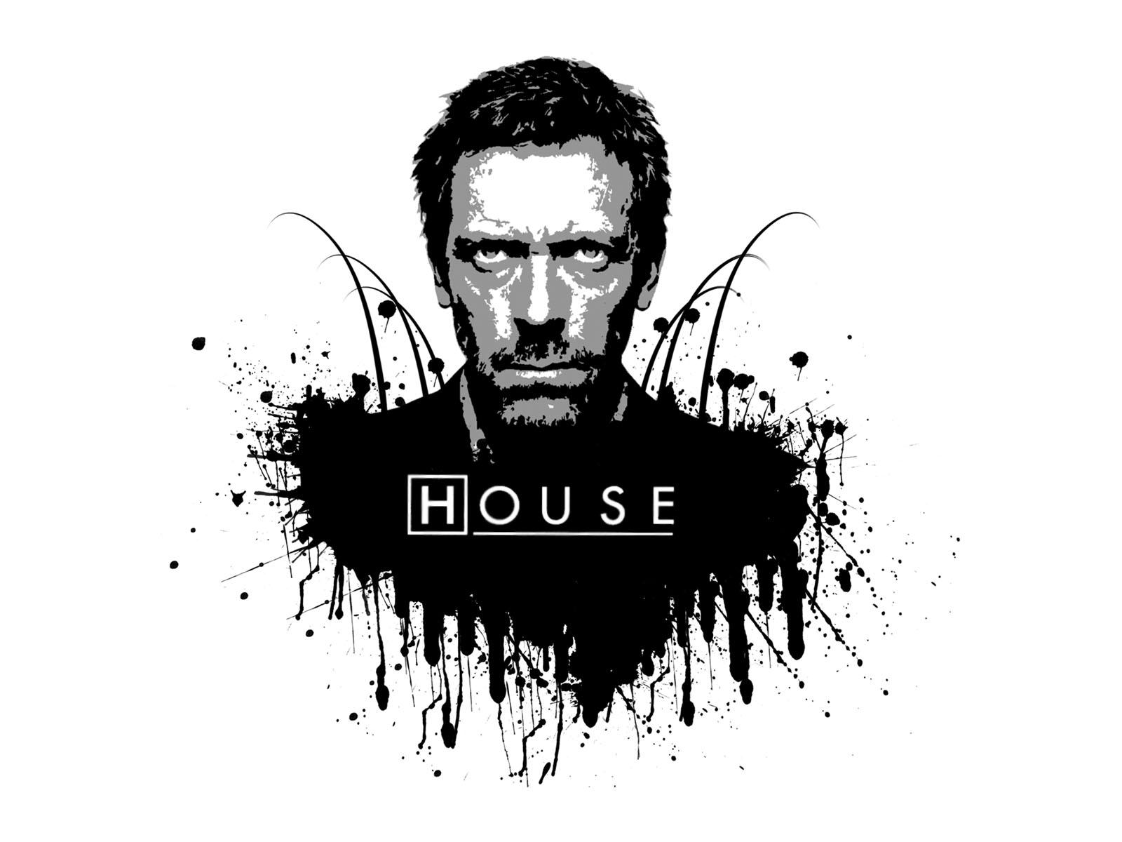 Dr House wallpaper 1