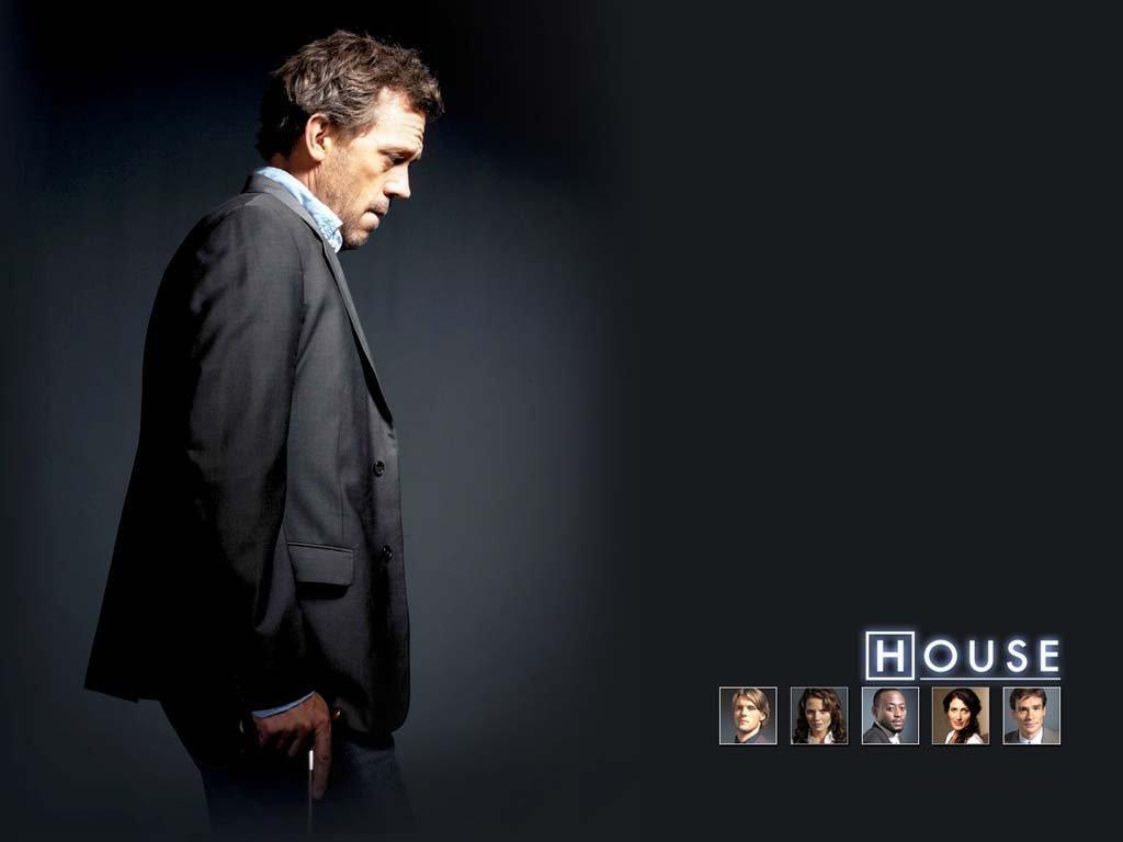 Dr House wallpaper 13