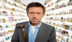 Dr House wallpaper 11