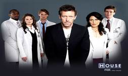Dr House wallpaper 2
