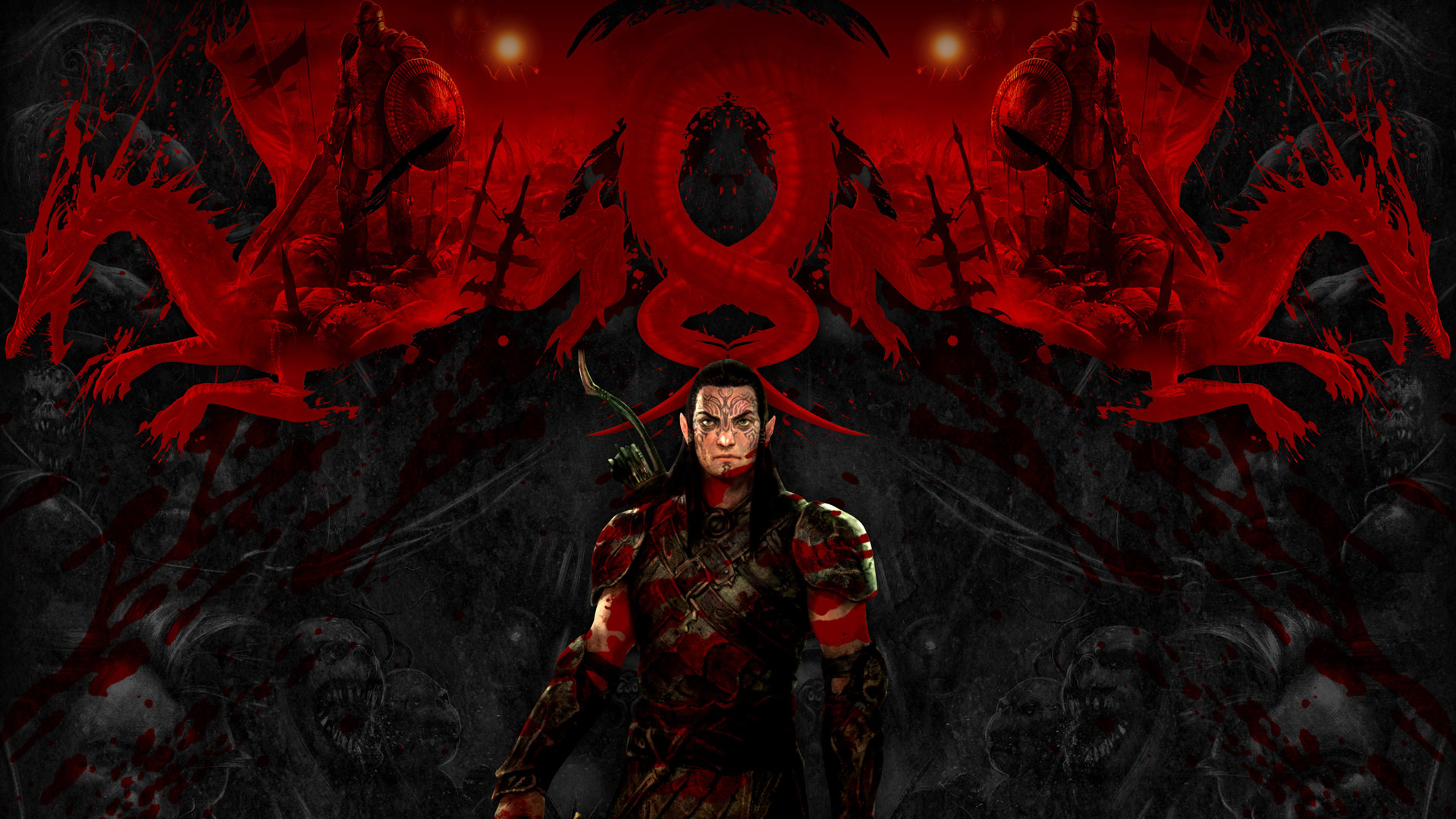 Dragon Age Origins wallpaper 14