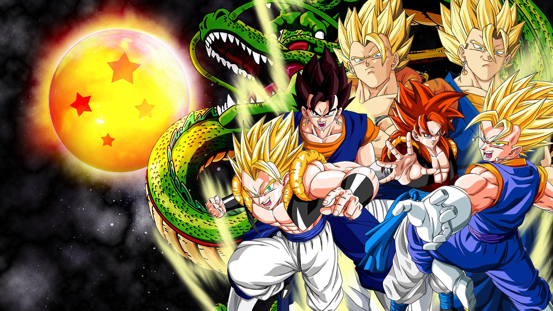 Dragon Ball Z wallpaper 17
