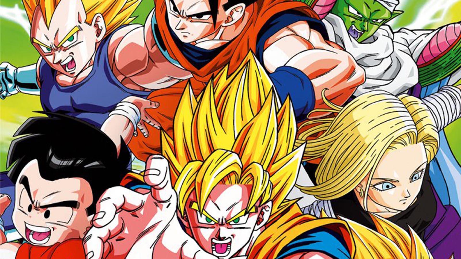 Dragon Ball Z wallpaper 24