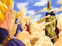 Dragon Ball Z wallpaper 18