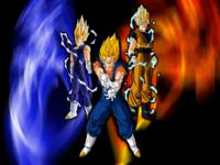 Dragon Ball Z wallpaper 4