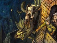 Dragons Crown wallpaper 4