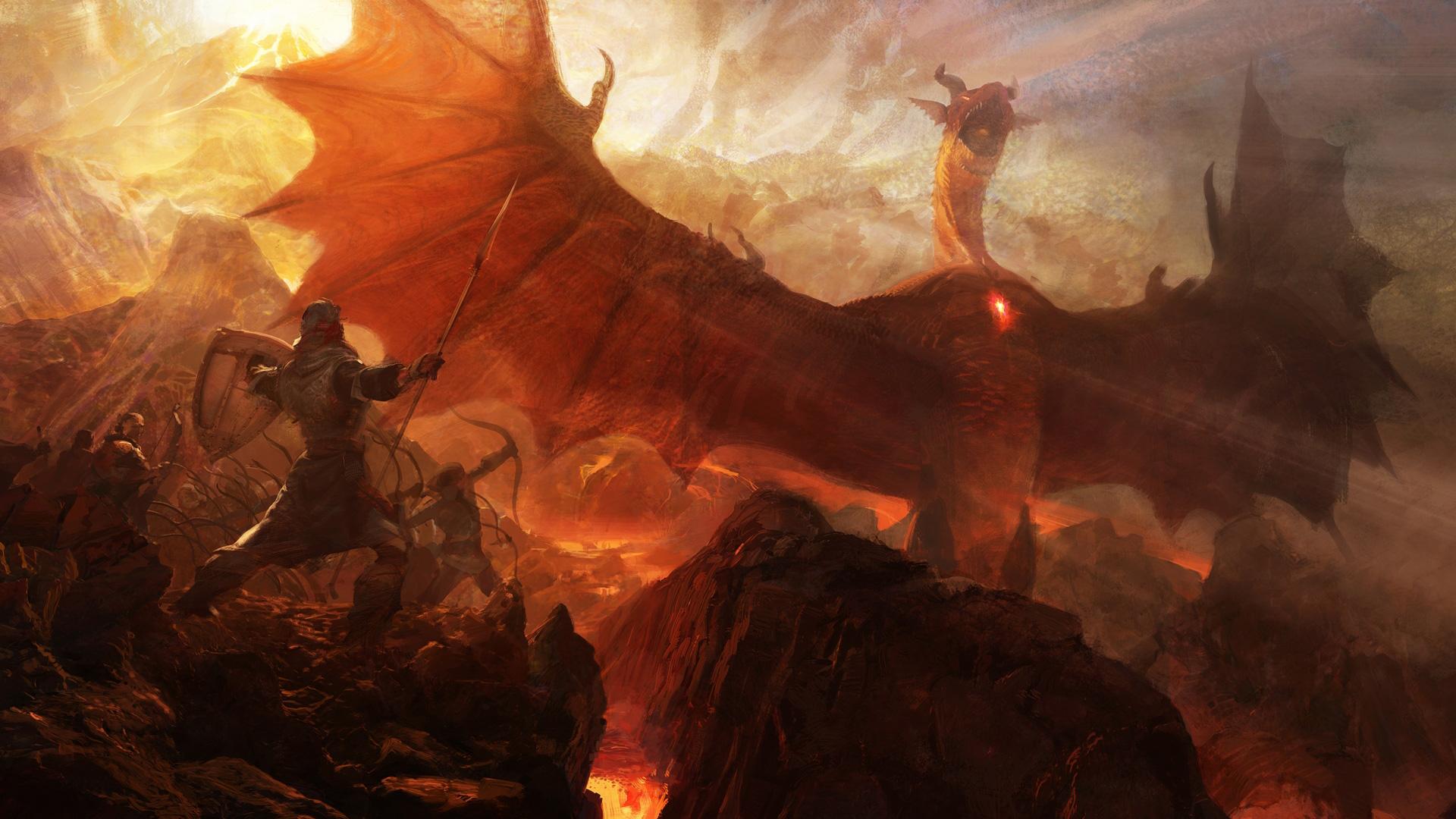 Dragons Dogma wallpaper 7