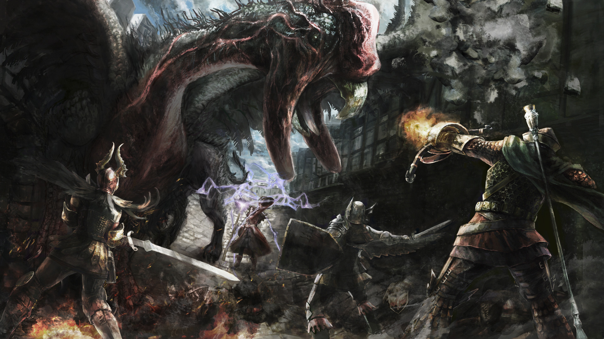 Dragons Dogma wallpaper 9