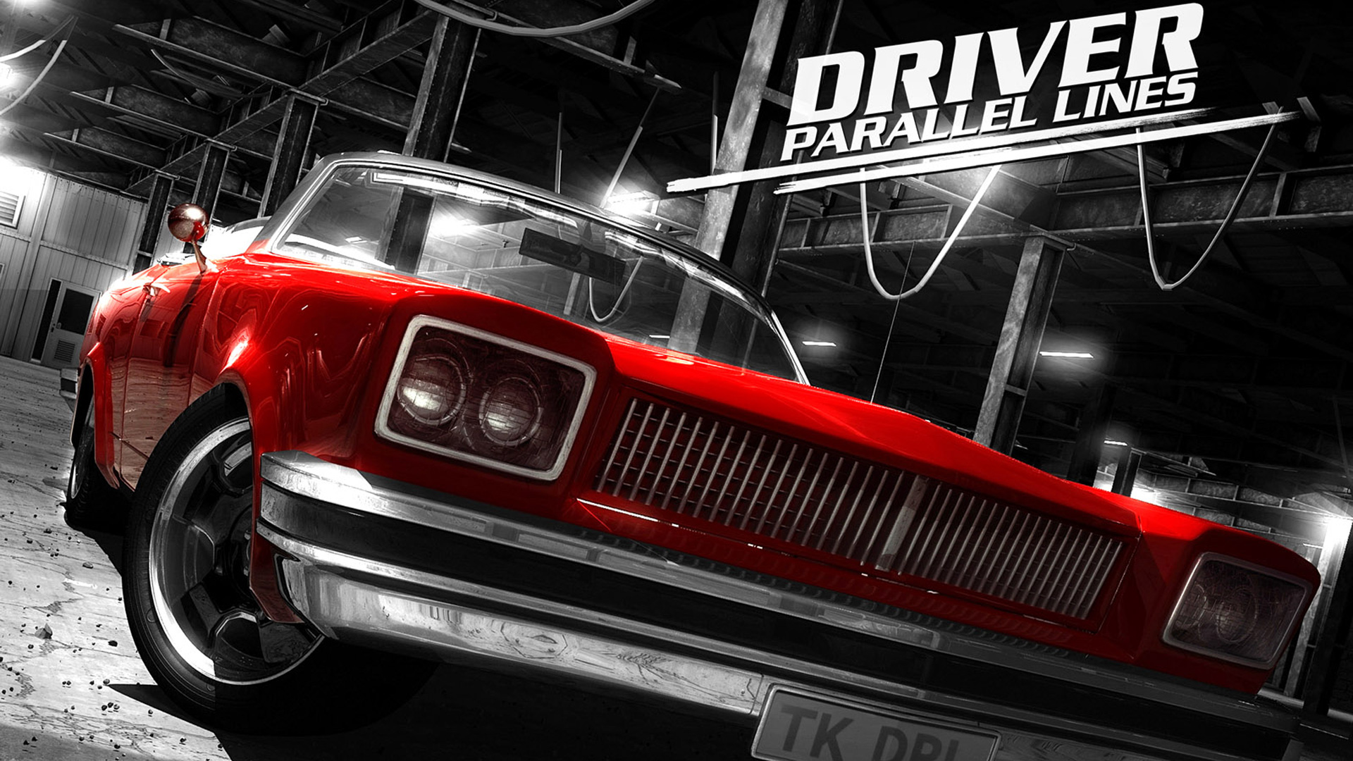 Driver Parallel Lines wallpaper 6