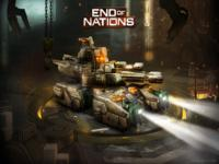 End of Nations wallpaper 3