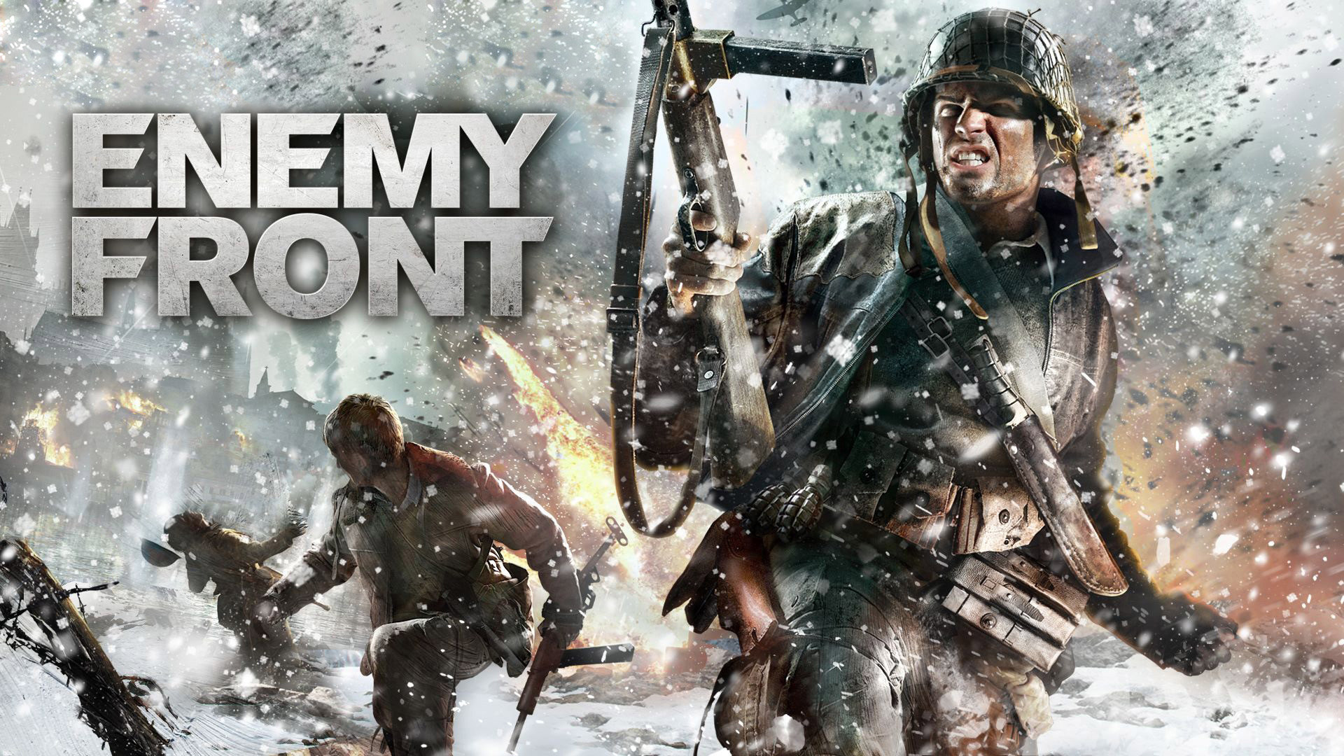 Enemy Front wallpaper 1