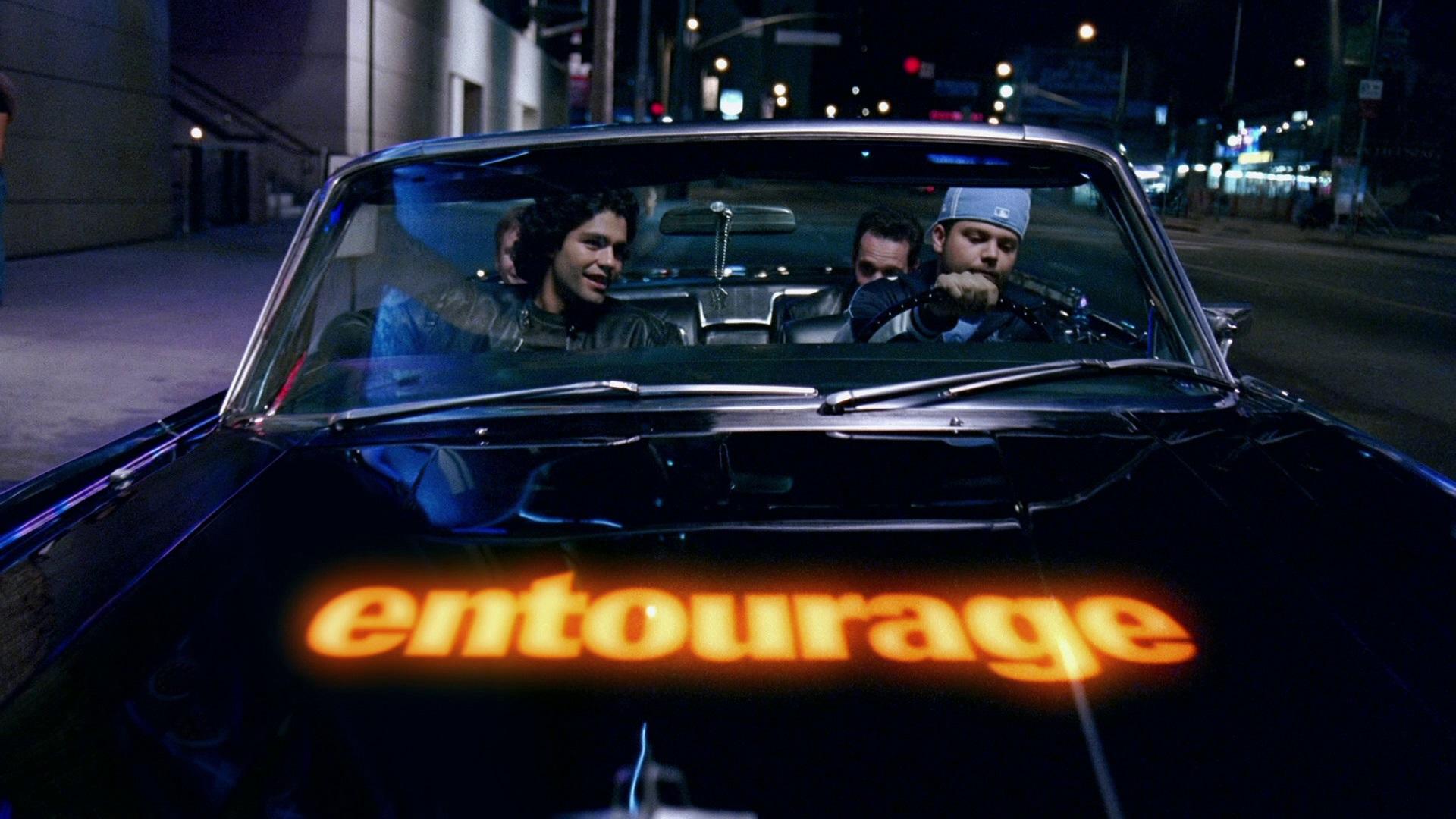 Entourage wallpaper 10
