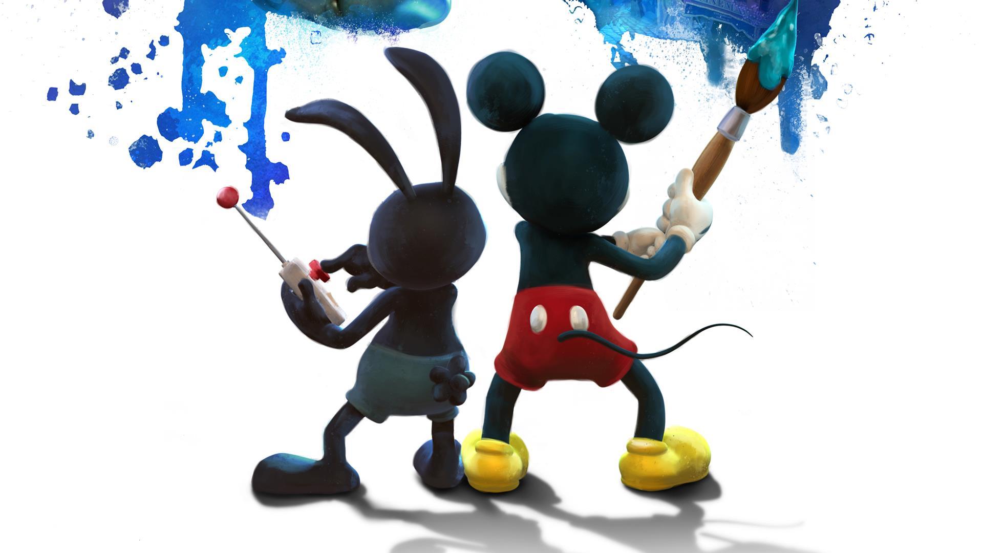 Epic Mickey 2 wallpaper 2