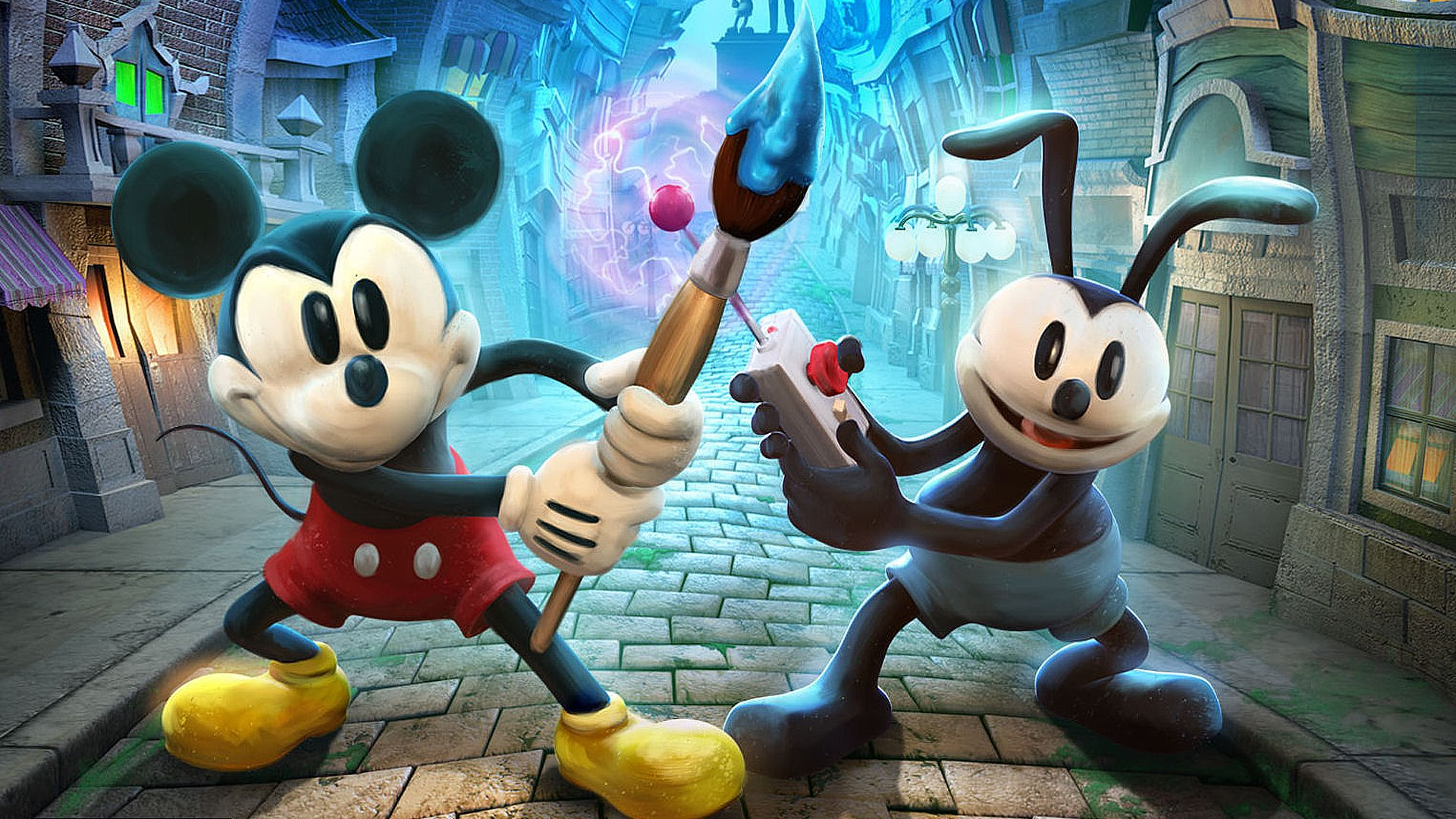 Epic Mickey 2 wallpaper 3
